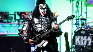 Kiss' Gene Simmons Is Starting His Own Publishing Imprint And Writing A Book About The '27 Club'