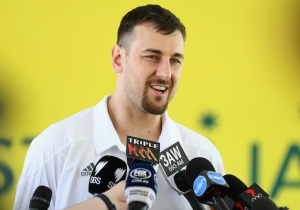 Andrew Bogut Says He's Retired From The NBA, But Will Keep Playing Basketball
