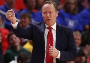 The Milwaukee Bucks Have Reportedly Hired Former Hawks Coach Mike Budenholzer