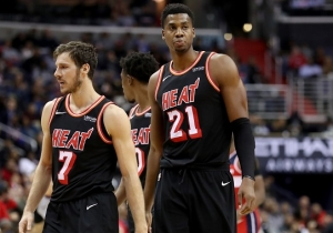 The Heat's First-Round Loss To The Sixers Could Foreshadow Real Issues In Miami