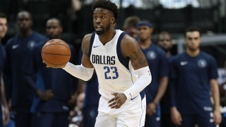 Wesley Matthews Will Reportedly Pick Up His Player Option And Remain In Dallas