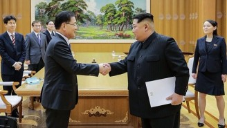 North And South Korea Are Discussing Officially Ending Their 68-Year War
