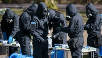 Britain Says It's Pinpointed The Russian Military Lab Source Of The Nerve Agent Used To Poison An Ex-Spy