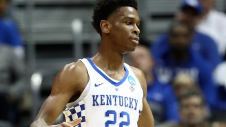 Kentucky Guard Shai Gilgeous-Alexander Is Officially Headed To The 2018 NBA Draft