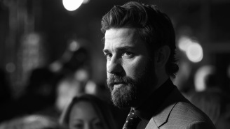 John Krasinski Never Expected To Make A Horror Movie Like 'A Quiet Place,' Either