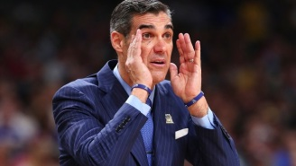 The Knicks Reportedly Have Interest In Villanova Head Coach Jay Wright