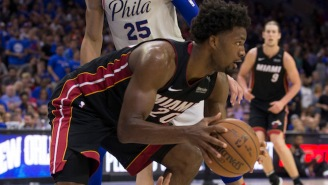 Stepping On Joel Embiid's Mask Cost Justise Winslow $15,000