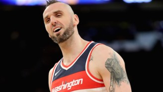 Marcin Gortat Is '99 Percent Sure' He'll Be Traded By The Wizards This Summer