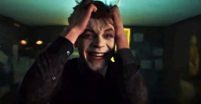Gotham' Joker Revealed, And Actor Jokes About 'Justice League's CGI