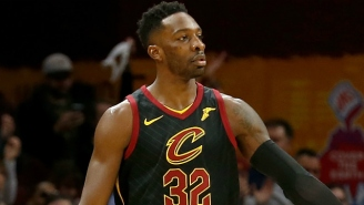 The Cavs Will Insert Jeff Green Into The Starting Lineup For The Rest Of The Year