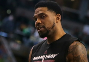 Udonis Haslem Trolled Hawks Fans By Getting Chick-Fil-A One Day After Costing Them Free Food