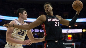 Hassan Whiteside Understands Erik Spoelstra's Decision To Bench Him In Game 1