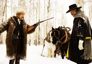 The Extended Version Of Quentin Tarantino's 'The Hateful Eight' Is Now On Netflix, But With A Twist