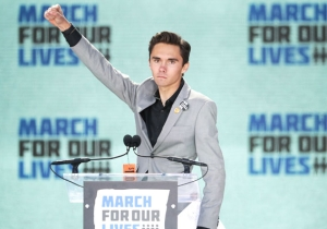 Parkland Survivor David Hogg Warns Of Another Impending Boycott Announcement This Week