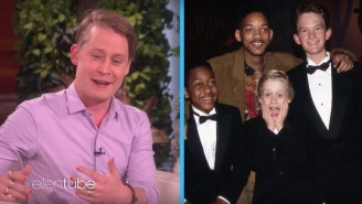 Macaulay Culkin Opened Up About Taking A Break From Acting And The 'Most '90s Photo' Ever