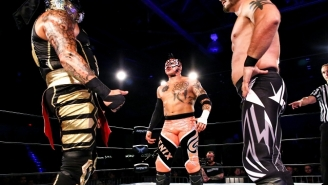 The Aces And Ehs Of Impact Wrestling Vs. Lucha Underground