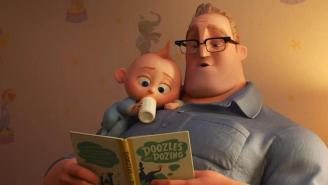 Brad Bird Has An Excellent Reason Why The Parr Kids Haven't Aged Up In 'Incredibles 2'