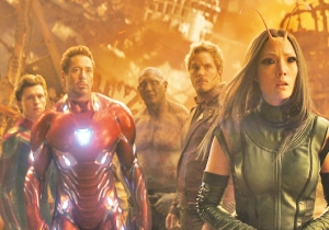 Did You Spot The 'Arrested Development' Easter Egg In 'Avengers: Infinity War'?