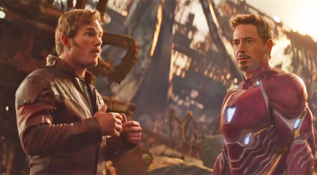 Chris Pratt Explains Why Everyone Shouldn't Hate Star-Lord After 'Avengers: Infinity War'