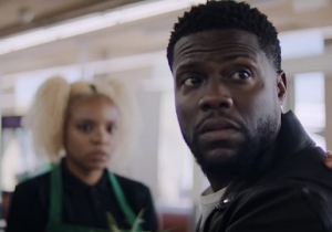 J. Cole's 'Kevin's Heart' Video Features Kevin Hart Reckoning With Last Year's Cheating Scandal