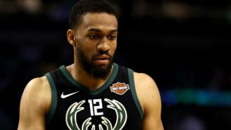 Jabari Parker Admitted He's 'Frustrated' By The Bucks Limiting His Playoff Minutes
