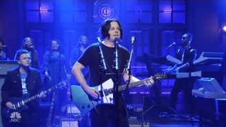 Jack White Rocks Out On 'SNL' With His Performance Of 'Connected By Love'