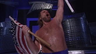 WWE Legend Hacksaw Jim Duggan Was Hospitalized Over The Weekend