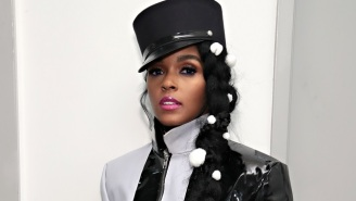 Janelle Monae Honors Reggae King Bob Marley With A Cover Of 'High Tide Or Low Tide'