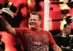Jerry 'The King' Lawler Won't Drink His Own, Delicious Beer