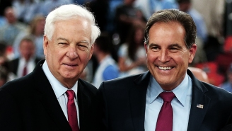 Jim Nantz And Bill Raftery Bring Their Friendship Into Every Game They Call Together
