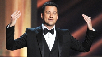 Jimmy Kimmel Slams Far-Right Local News Empire Sinclair Broadcasting For Forcing Anchors To Read 'False News' Warnings