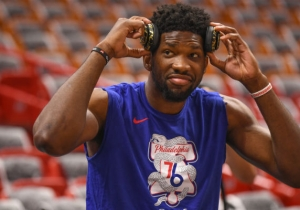 Joel Embiid Beat Out LeBron James To Win The 2018 Shaqtin' MVP
