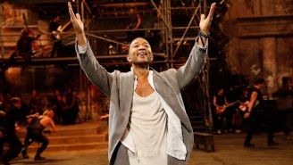 Watch John Legend Play An Excellent Jesus Christ In NBC's Live Musical 'Jesus Christ Superstar'