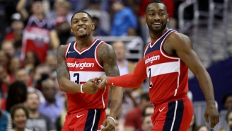 John Wall 'Would Probably Lose It' If The Wizards Ever Moved On From Him