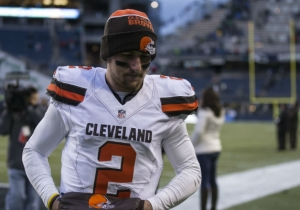 Johnny Manziel Thinks The Browns Should Have Known Better Than To Trust His Work Ethic