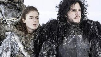 Kit Harington And Rose Leslie's Wedding Invitations Include A Subtle 'Game Of Thrones' Nod