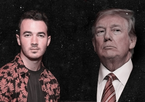 Is Kevin Jonas The Reason Donald Trump Is President?