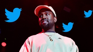 A Book Review Of Kanye West's Twitter, The Philosophy Book He's Writing In Real Time
