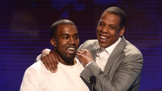 Jay-Z Says That Kanye West Is His 'Little Brother' And That They're 'Beyond Friends' Despite Their Feuds
