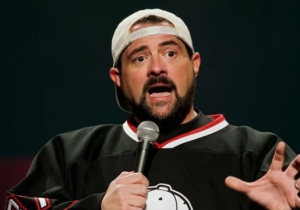 Kevin Smith Says He 'Wept On Set' At The Scope Of 'Star Wars: Episode IX'