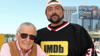 Kevin Smith Offers His Home To Stan Lee After A Shocking Report Alleges That He's The Victim Of Elder Abuse
