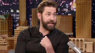 London Customs Officials Had A Hard Time Believing John Krasinski Was Married To Emily Blunt