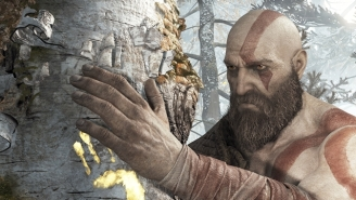The 'God Of War 4' Director Couldn't Help Bursting Into Tears When He Saw The Overwhelmingly Positive Reviews