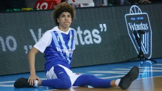 LaVar Ball Pulled LaMelo Out Of Lithuania Because He Wasn't Playing Enough
