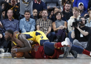 Jeff Green Says There's A 'Big-Ass Parking Lot' If Lance Stephenson Wants To Fight