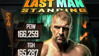 'WWE Supercard' Will Launch A Massive New 'Last Man Standing' Event