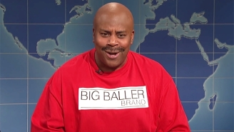 LaVar Ball Returns To 'SNL' To Assess Lonzo Ball's First Season With The Lakers On 'Weekend Update'