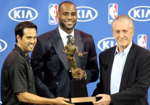 Pat Riley Says LeBron 'Did The Right Thing' When He Returned To Cleveland