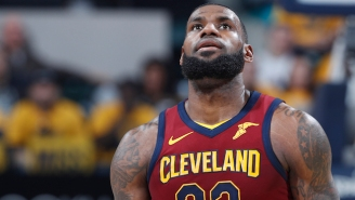 Someone Brought The 'LeBron James Is Thanos' Joke Full Circle With This 'Avengers: Infinity War' Trailer