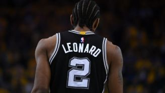 Danny Green Stressed That No One On The Spurs Is 'At Odds' With Kawhi Leonard